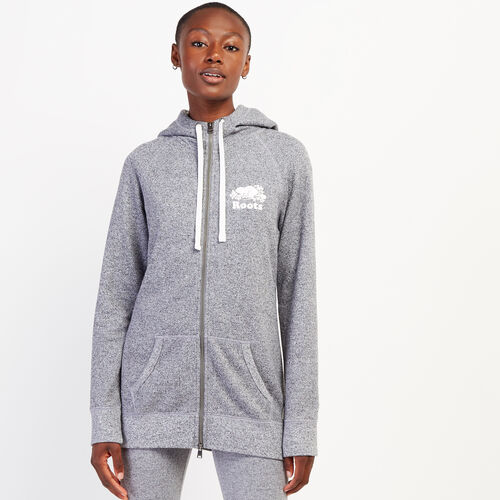 Roots-Gifts Gifts For Her-Capri Full Zip Hoody-Salt & Pepper-A