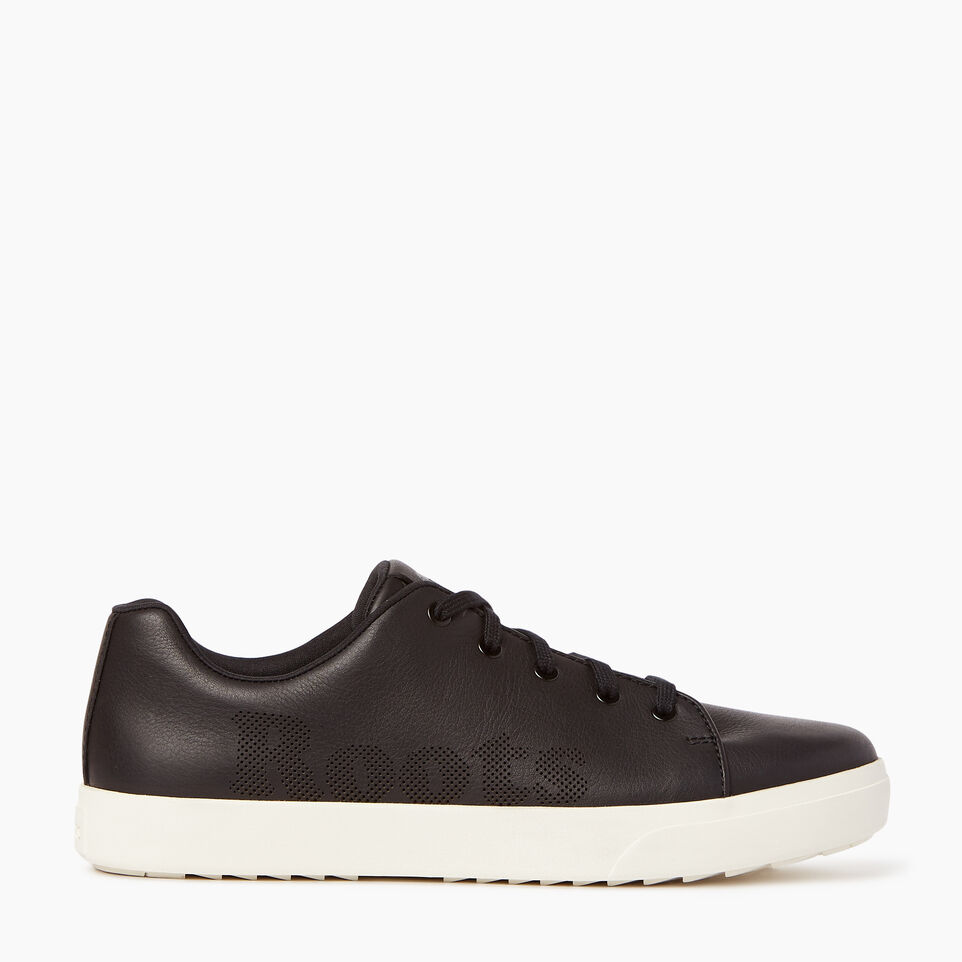Roots-Footwear Our Favourite New Arrivals-Mens Rosedale Lace Sneaker-Abyss-A