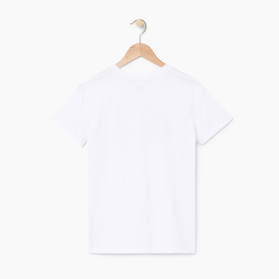 Roots-undefined-Womens Cooper Outline T-shirt-undefined-B