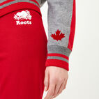 Roots-New For April Canada Collection By Roots™-Canada Full Zip Hoody-Grey Mix Pepper-E