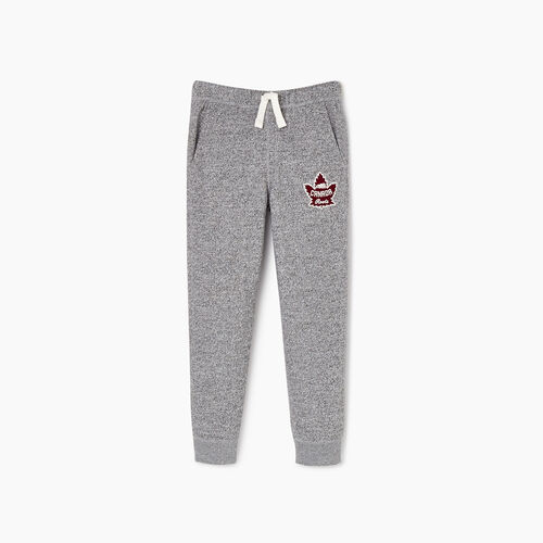 Roots-Kids Our Favourite New Arrivals-Boys Canada Park Slim Sweatpant-Salt & Pepper-A