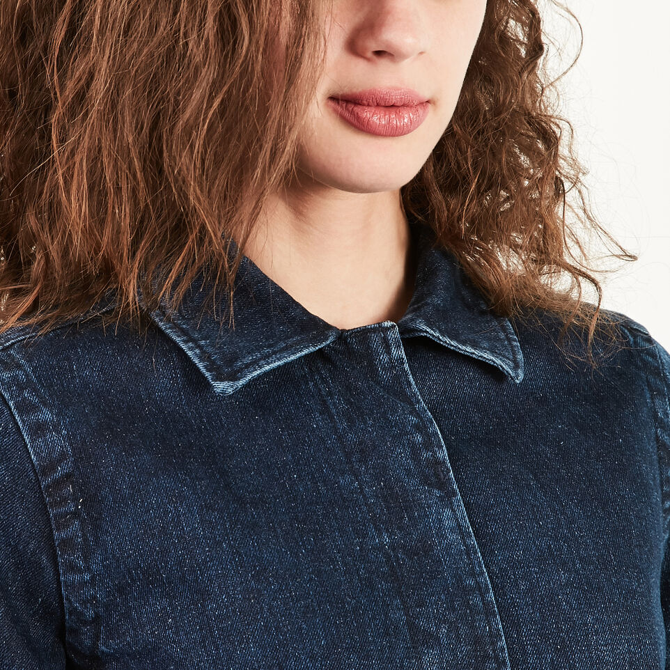 Roots-undefined-Denim Drafting Coat-undefined-D
