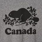 Roots-Men Canada Collection By Roots™-Mens Cooper Canada T-shirt-Grey Mix Pepper-D