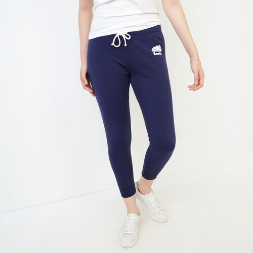 Roots-Women Our Favourite New Arrivals-Spectrum Cropped Sweatpant-Eclipse-A