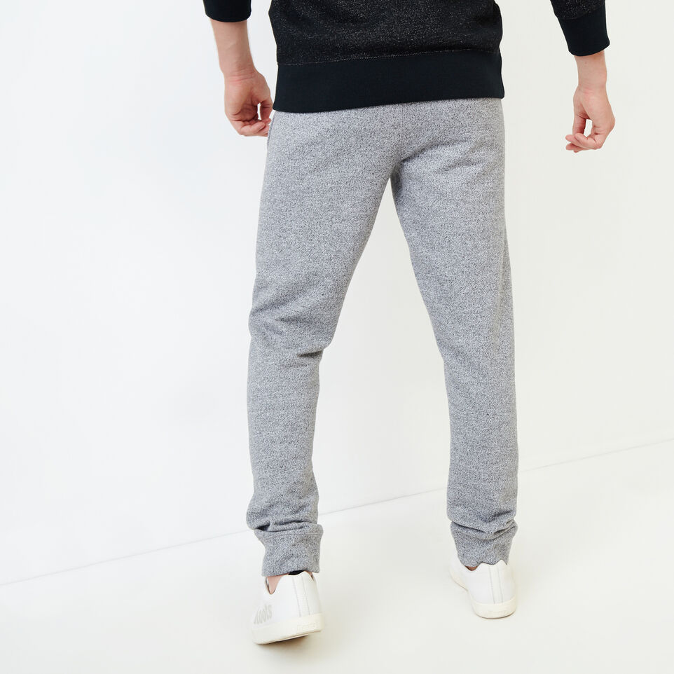 Roots-Men Sweats-Roots Salt and Pepper Park Slim Sweatpant-Salt & Pepper-D
