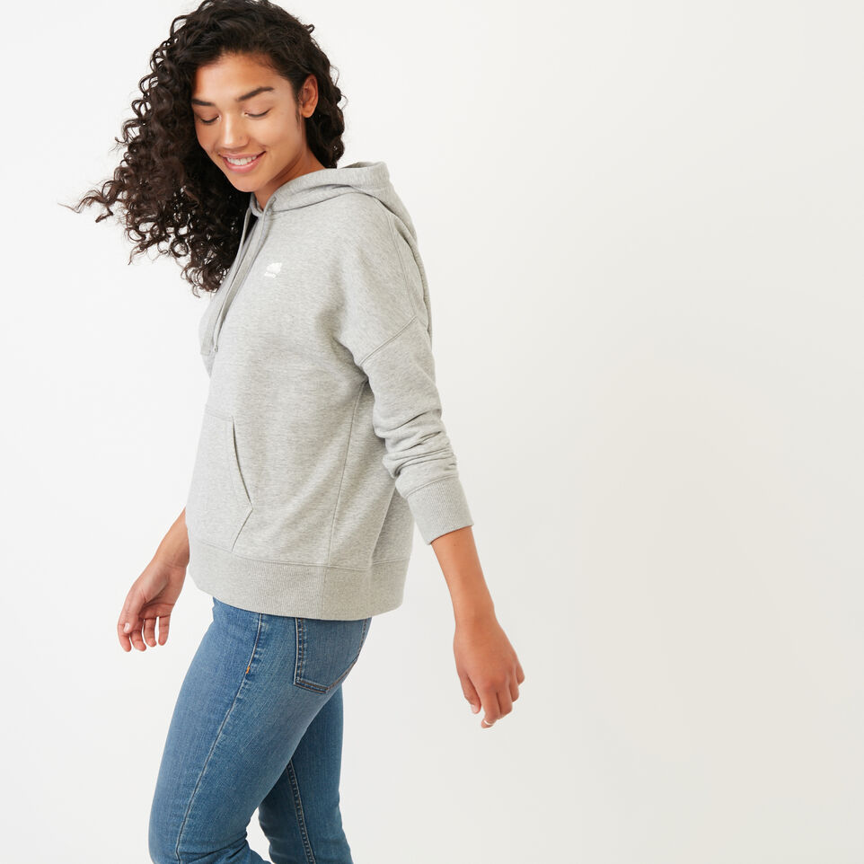 Roots-Women Our Favourite New Arrivals-Junction Hoody-Grey Mix-C