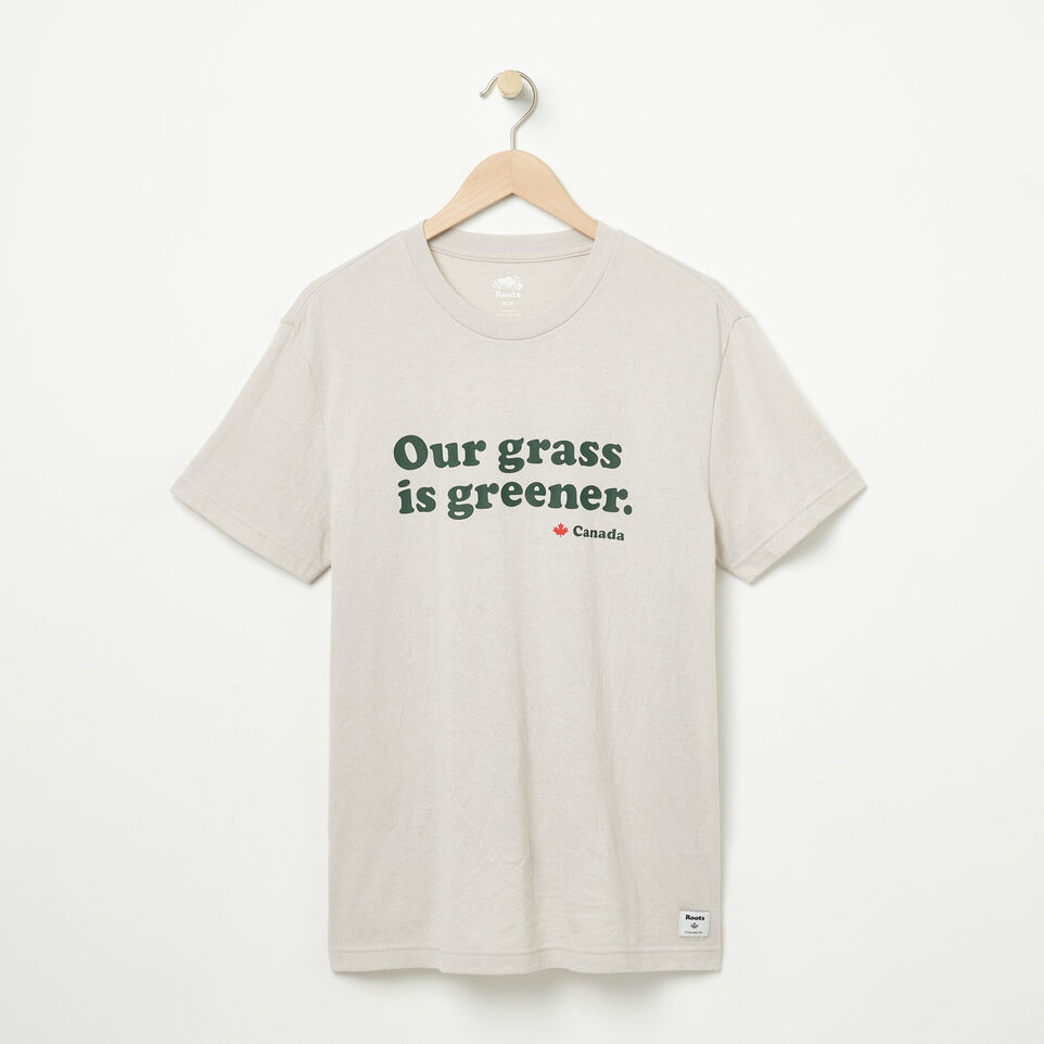 Roots-Mens Grass T-shirt