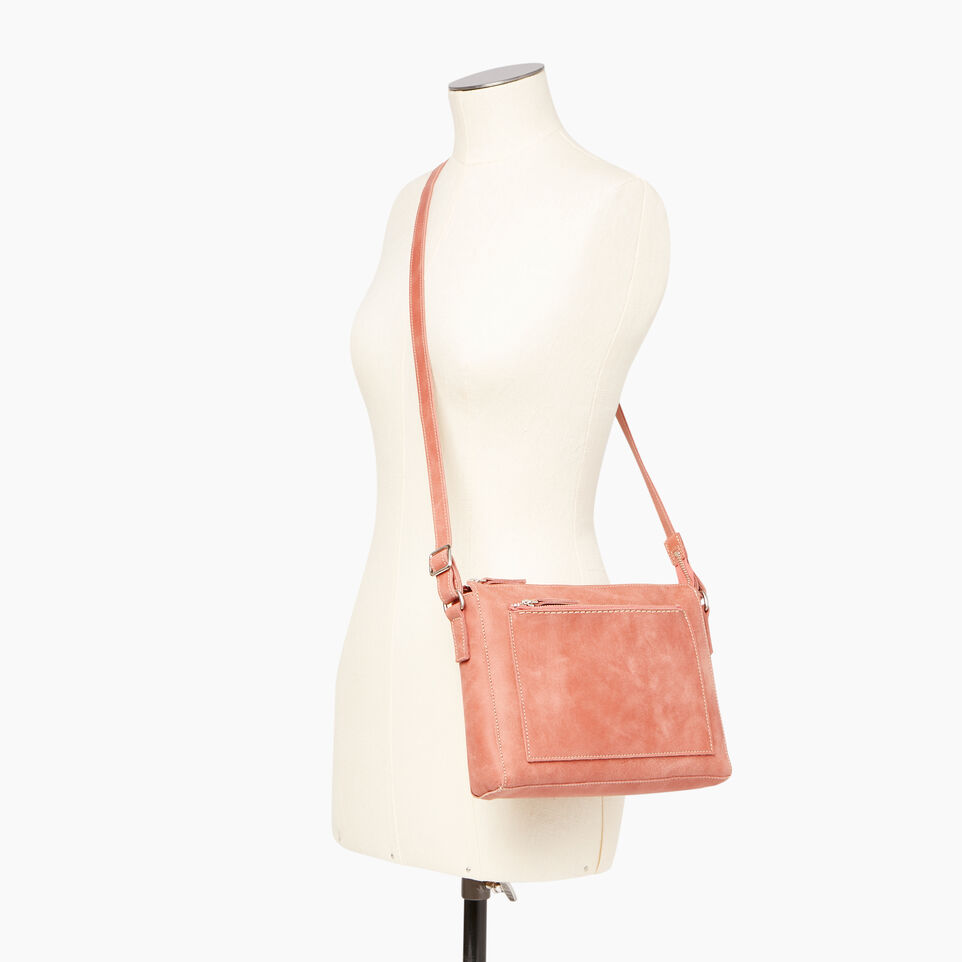 Roots-Leather Our Favourite New Arrivals-Robson Bag-Canyon Rose-B