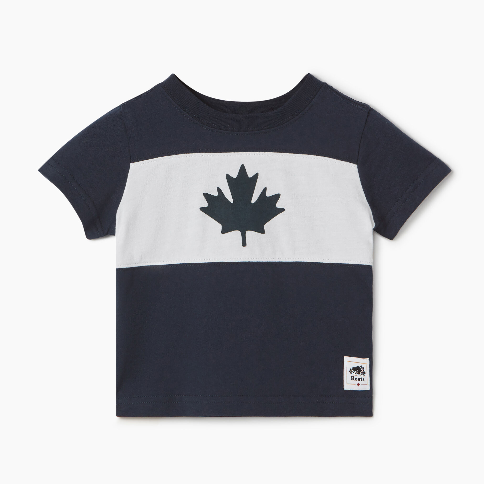 Toddler Baby Boy Romper Jumpsuit Canadian Canada Flag Maple Leaf Organic One-Piece Kid Pajamas Clothes