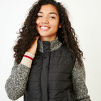 Roots-undefined-Roots Cabin Quilted Jacket-undefined-E