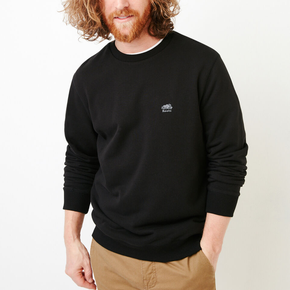 Roots-undefined-Cooper Crew Sweatshirt-undefined-A