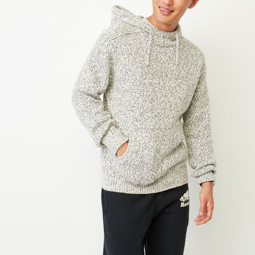 Roots-Winter Sale Men-Snowy Fox Hoody-White Polar Fox-A