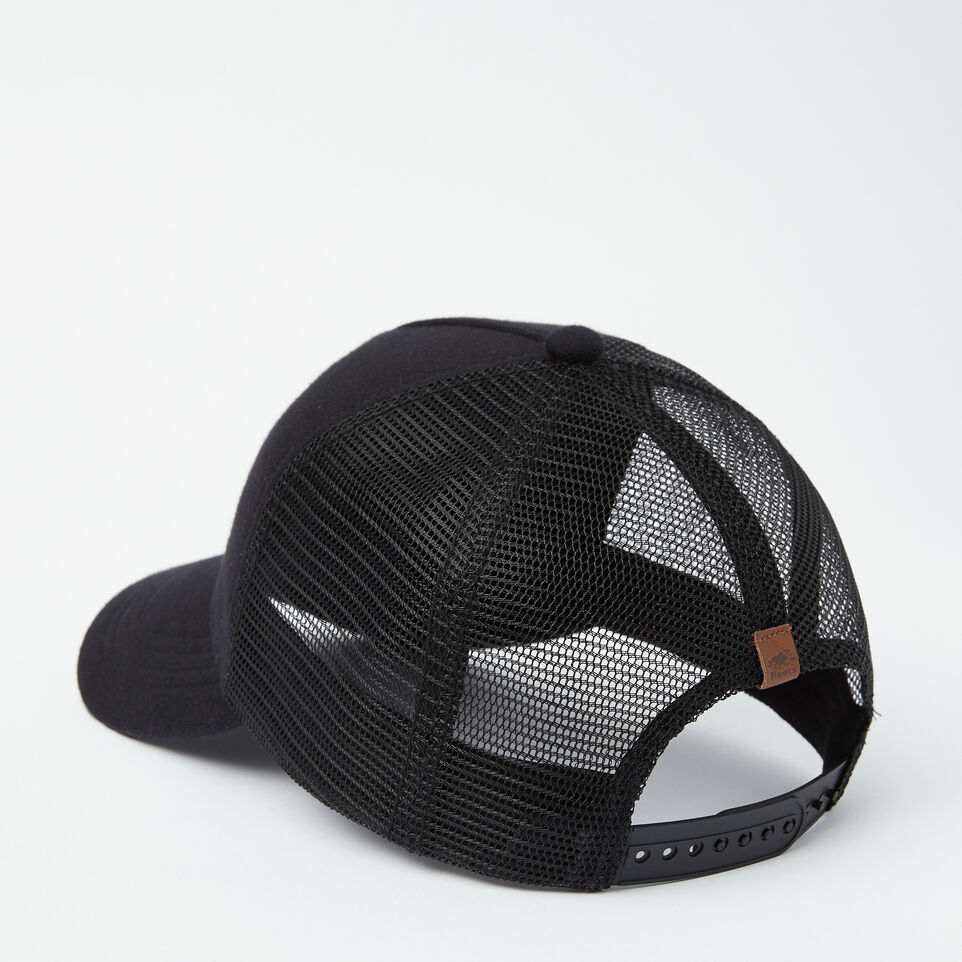 Roots-undefined-Pat Trucker Cap-undefined-C