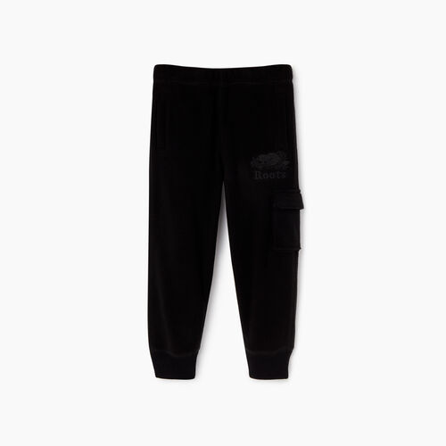 Roots-Kids Toddler Boys-Toddler Nordic Trek Cargo Pant-Black-A