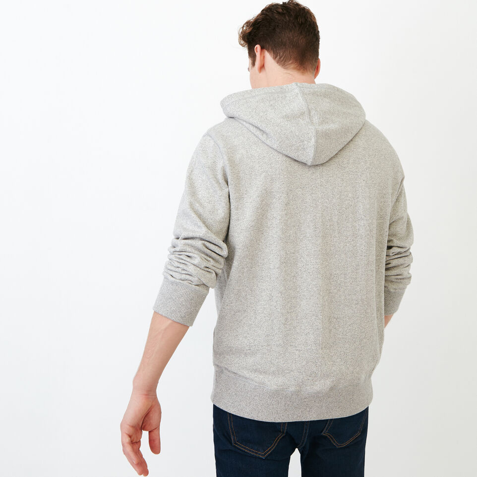 Roots-undefined-Varcity R Zip Hoody-undefined-D