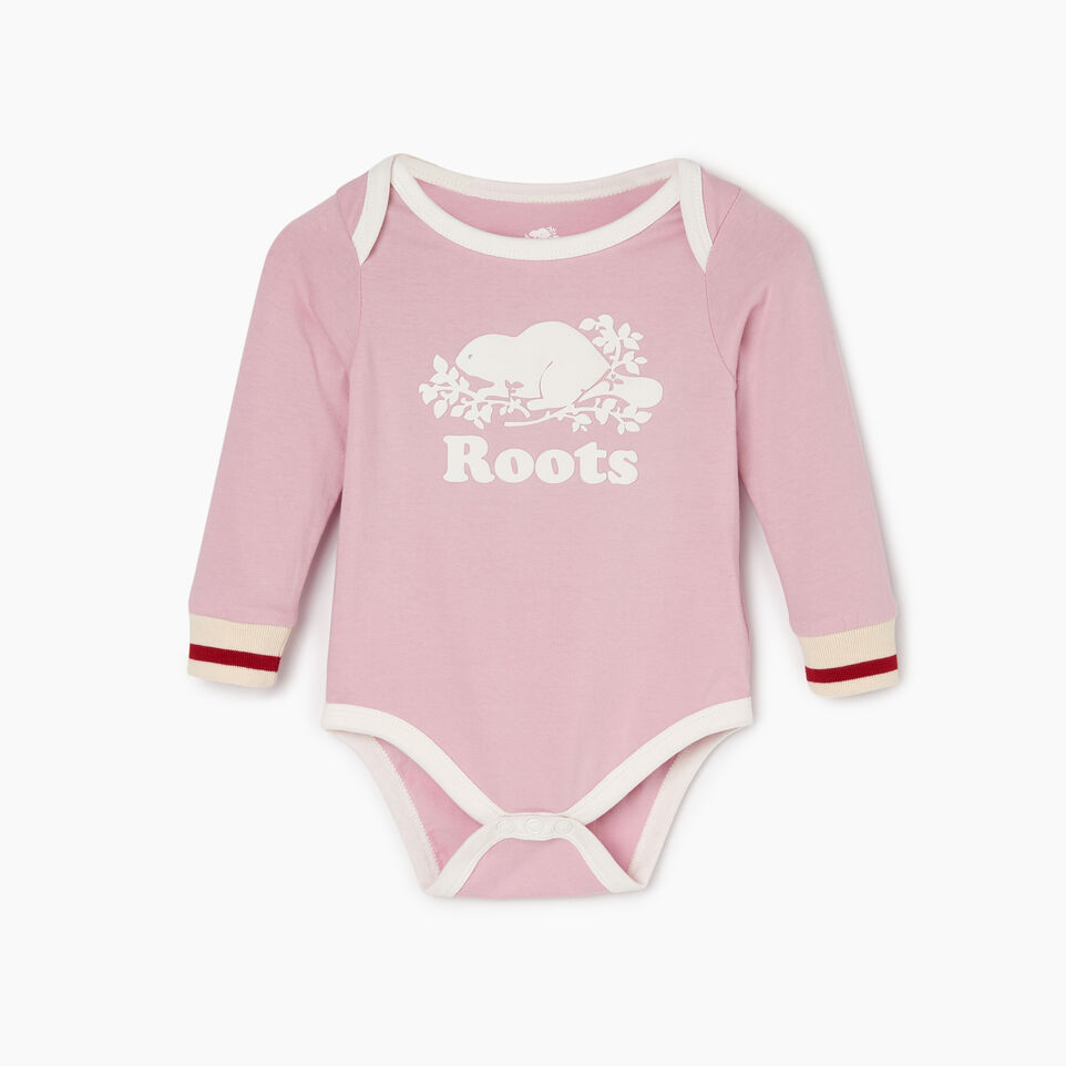 Roots-undefined-Baby Roots Cabin Bodysuit-undefined-