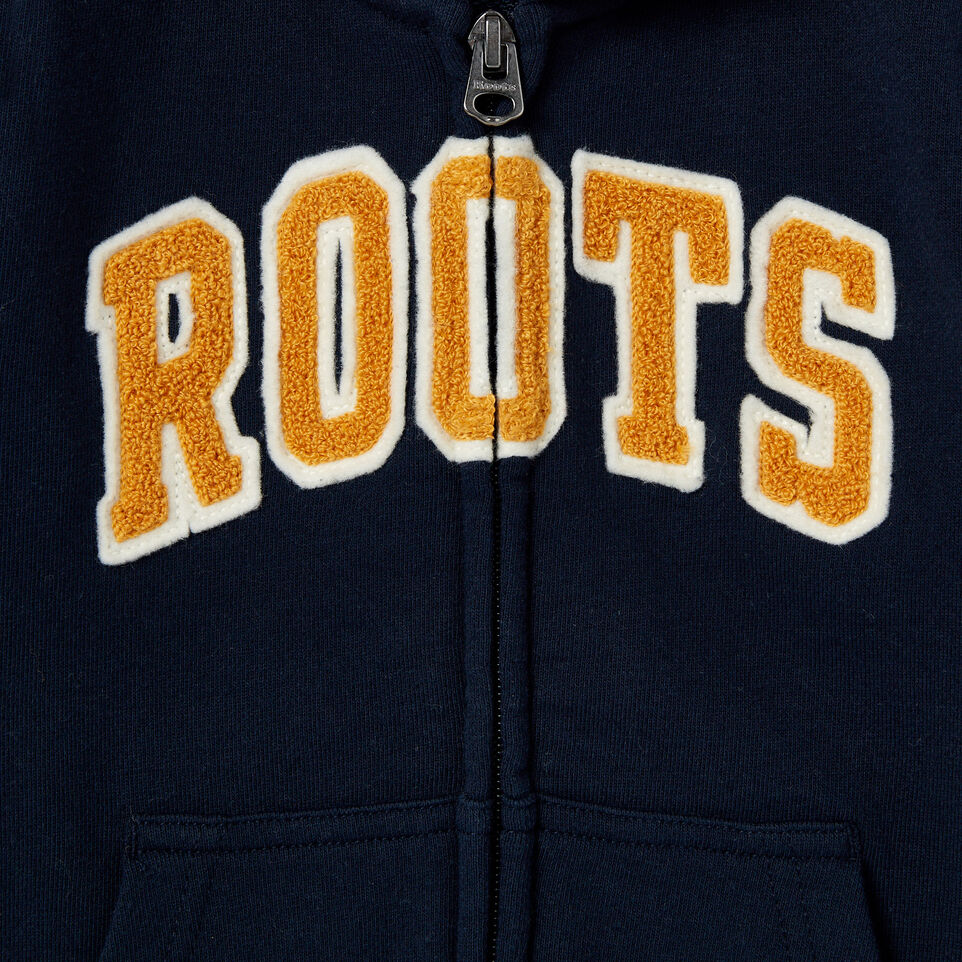 Roots-undefined-Toddler Roots Varsity Full Zip Hoody-undefined-C