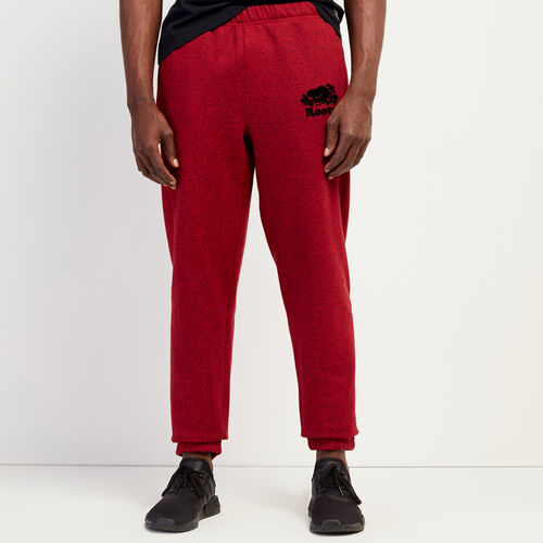 Roots-Men New Arrivals-Original Sweatpant-Cabin Red Pepper-A