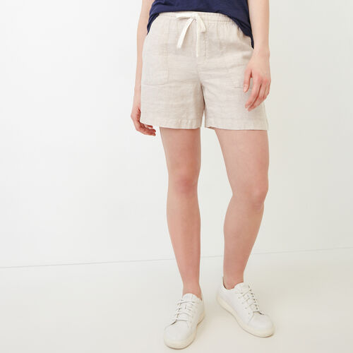 Roots-Women Shorts & Skirts-Sadie Short-True Khaki-A