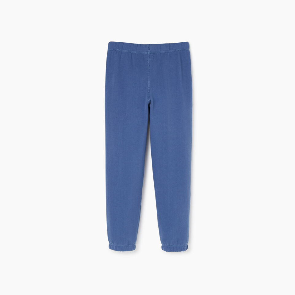 Roots-Kids Bottoms-Boys Original Sweatpant-True Navy-B