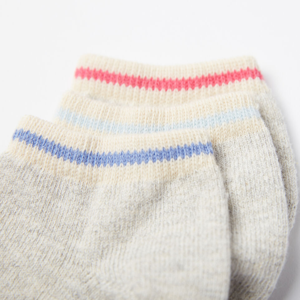 Roots-undefined-Kids Cabin Ped Sock 3 Pack-undefined-C