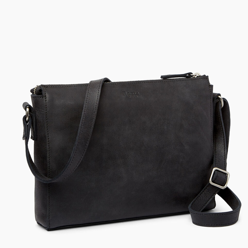 Roots-Leather Our Favourite New Arrivals-Robson Bag-Jet Black-C