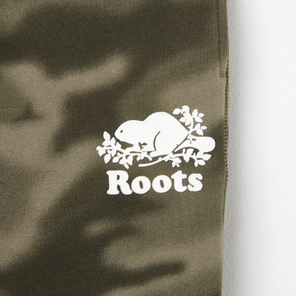 Roots-undefined-Boys Blurred Camo Slim Sweatpant-undefined-D