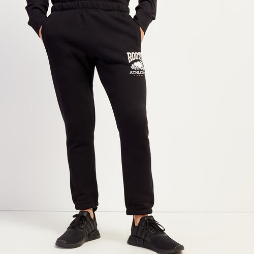 Roots-New For January Rba Collection-RBA Slim Sweatpant-Black-A