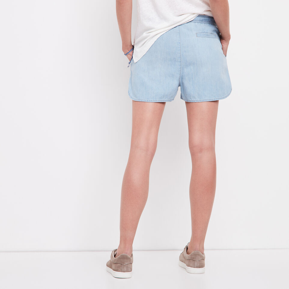 Roots-undefined-Chambray Mackenna Short-undefined-D