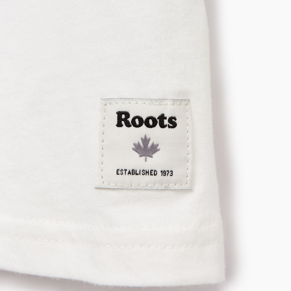 Roots-undefined-Boys Roots Speed T-shirt-undefined-D