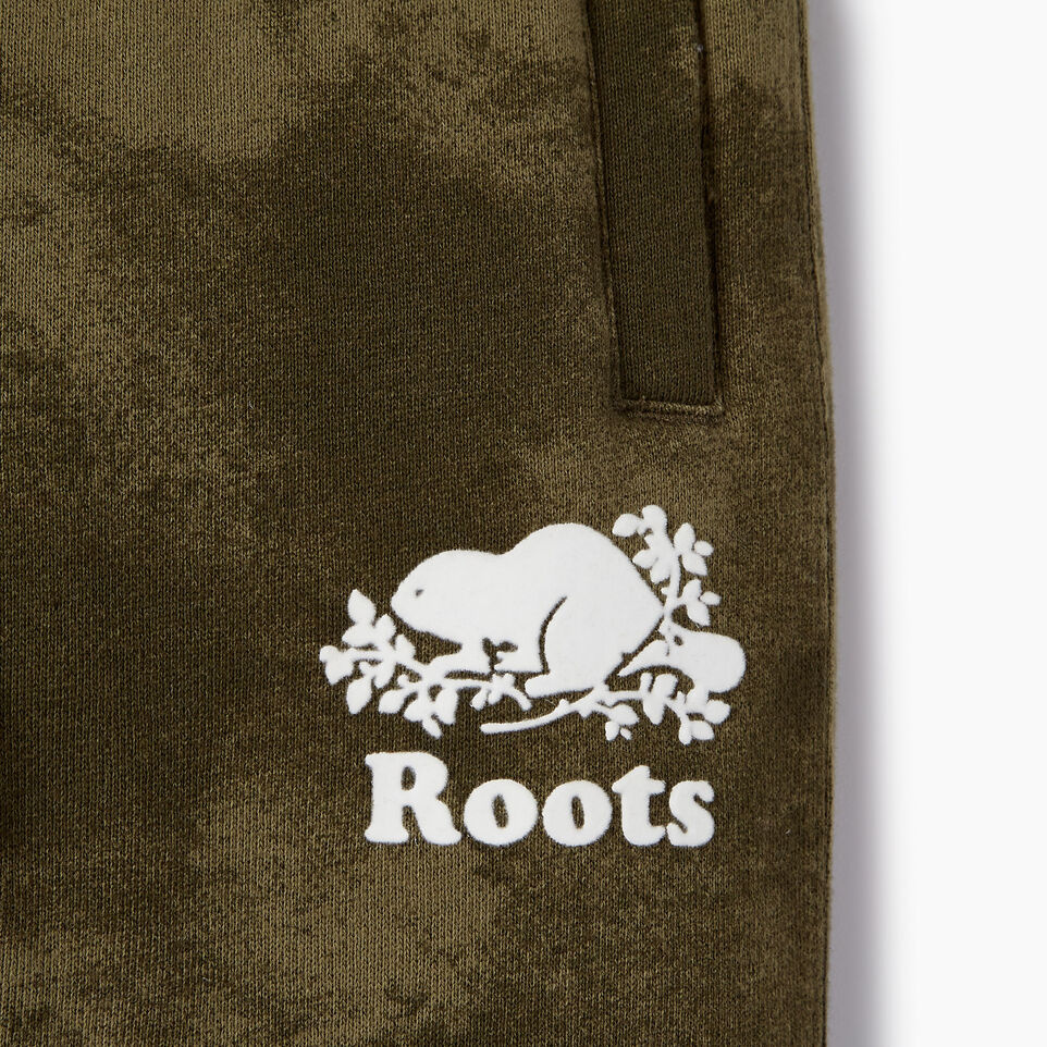 Roots-undefined-Pantalon en coton ouaté Cloud Nine pour bébé-undefined-D