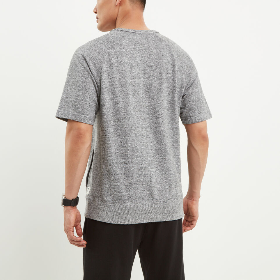 Roots-undefined-Roots Salt and Pepper Short Sleeve Crew-undefined-D