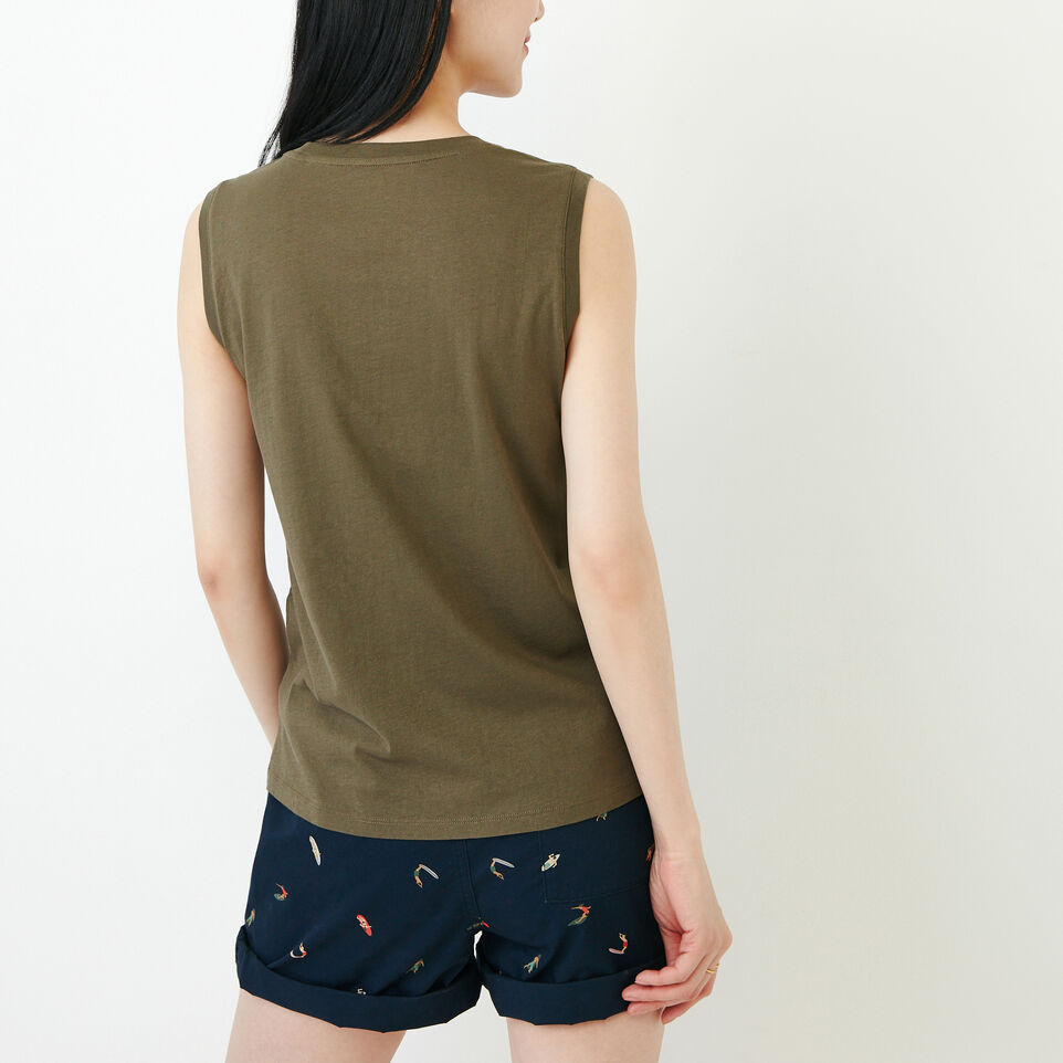 Roots-Women Our Favourite New Arrivals-Essential Tank-Fatigue-D