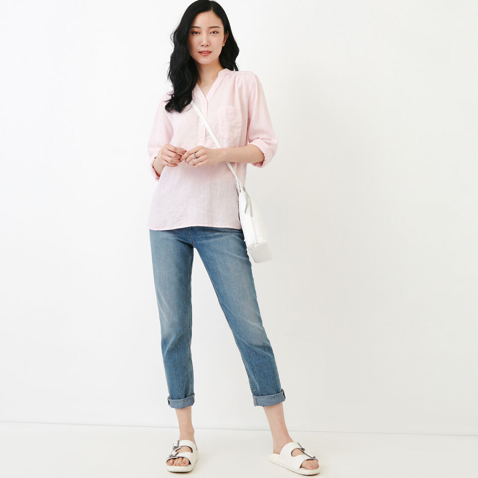 Roots-Women Our Favourite New Arrivals-Camrose Top-Cradle Pink-B