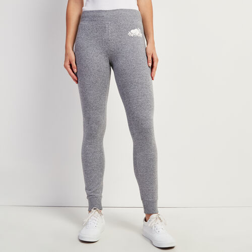 Roots-Sweats Sweatpants-Cozy Fleece Skinny Sweatpant-Salt & Pepper-A