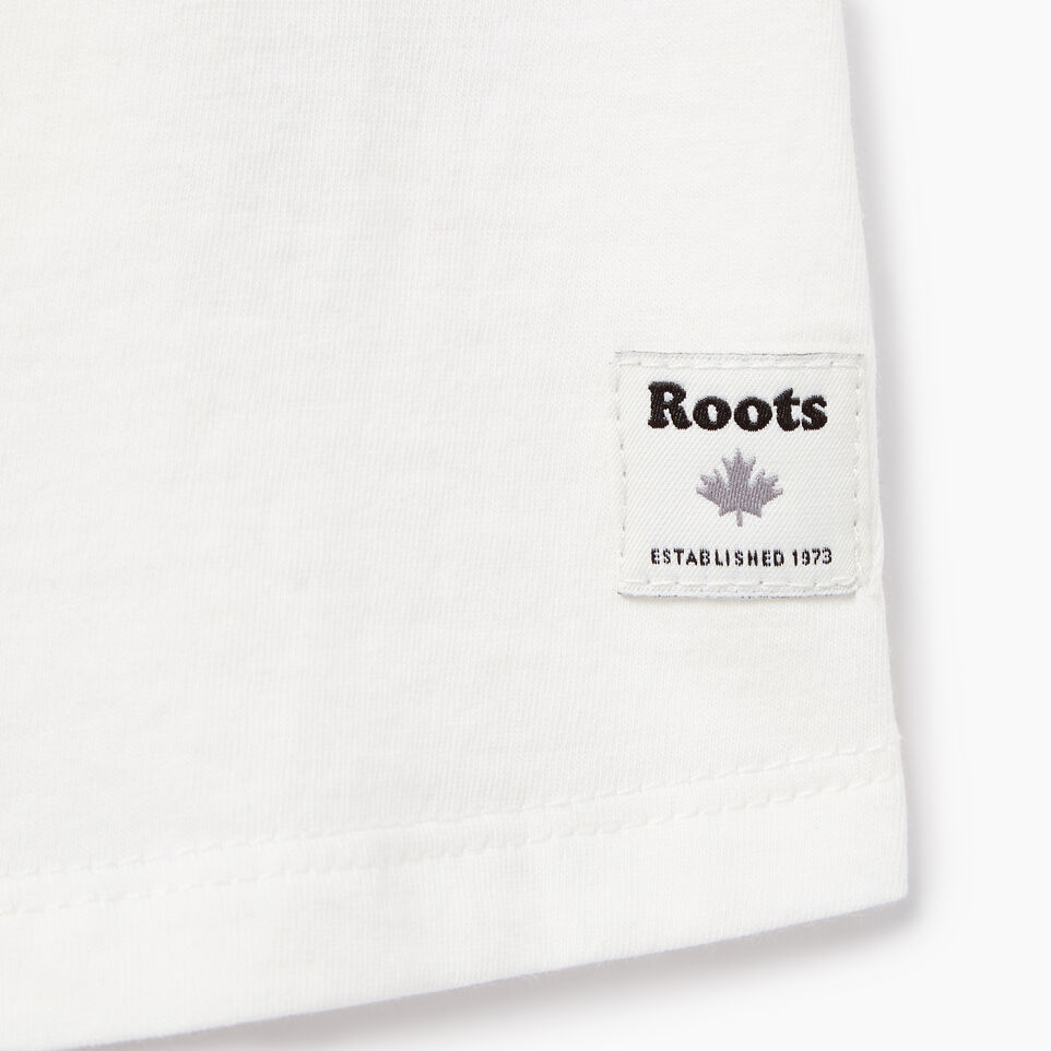 Roots-Kids Our Favourite New Arrivals-Toddler Confetti Canada T-shirt-Ivory-C