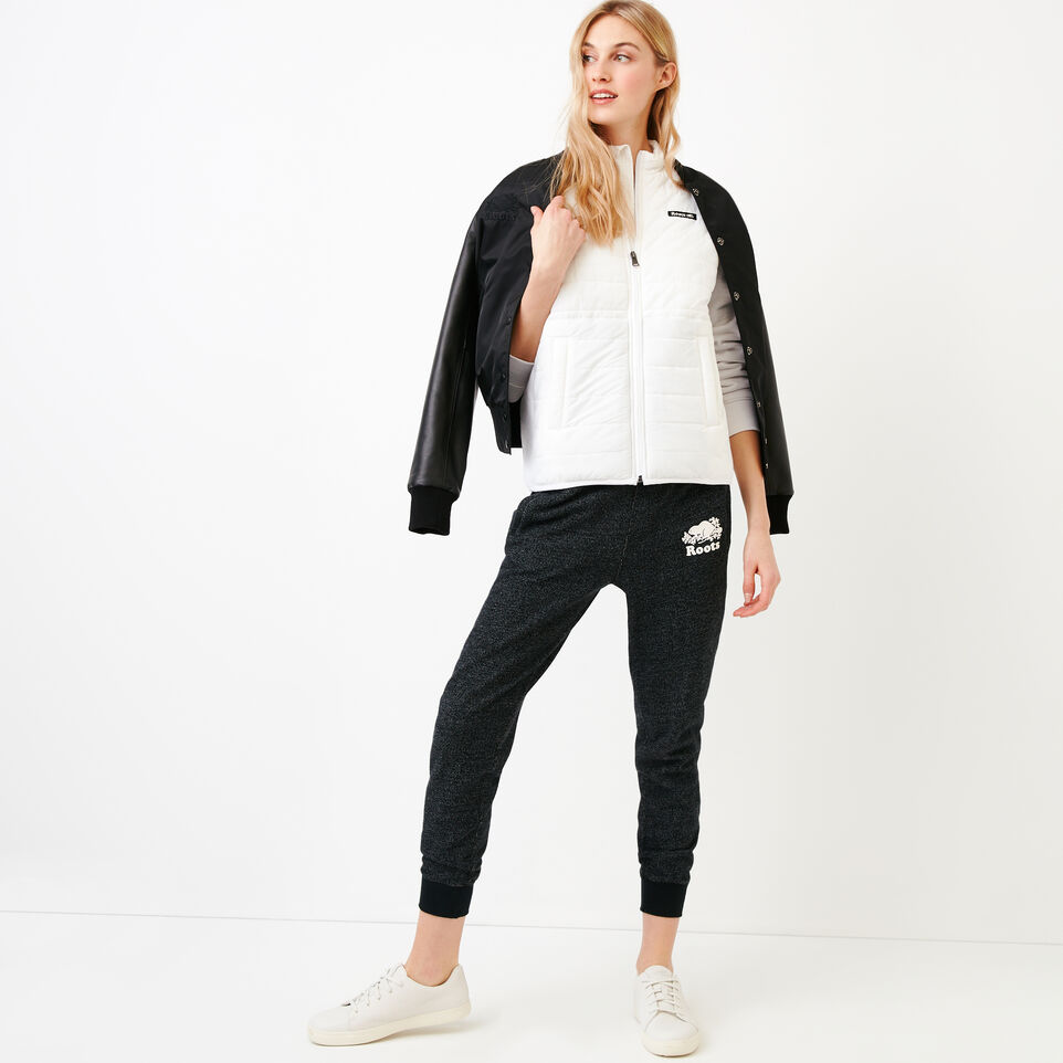 Roots-New For July Daily Offer-Roots Hybrid Jacket-White-B