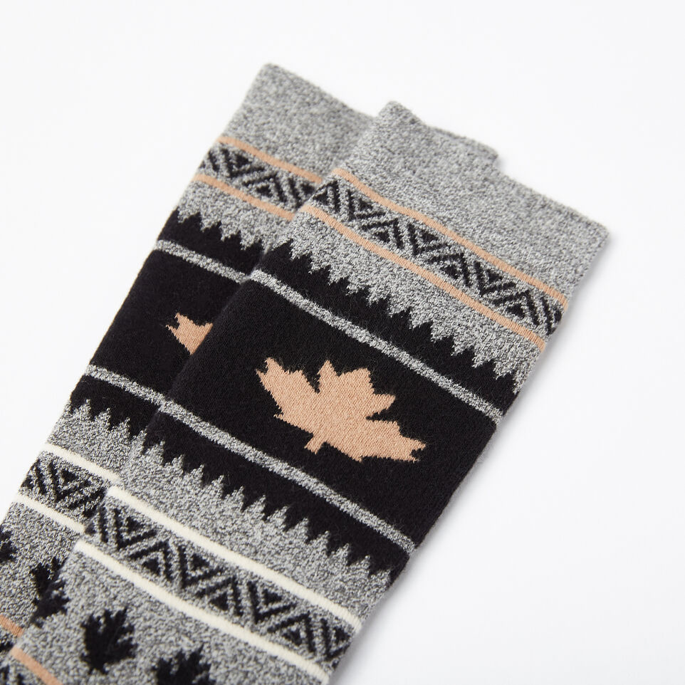 Roots-undefined-Mens Chuck Boot Sock-undefined-B