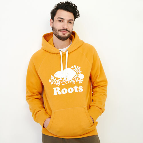 Roots-Men Our Favourite New Arrivals-Original Kanga Hoody-Squash Yellow-A