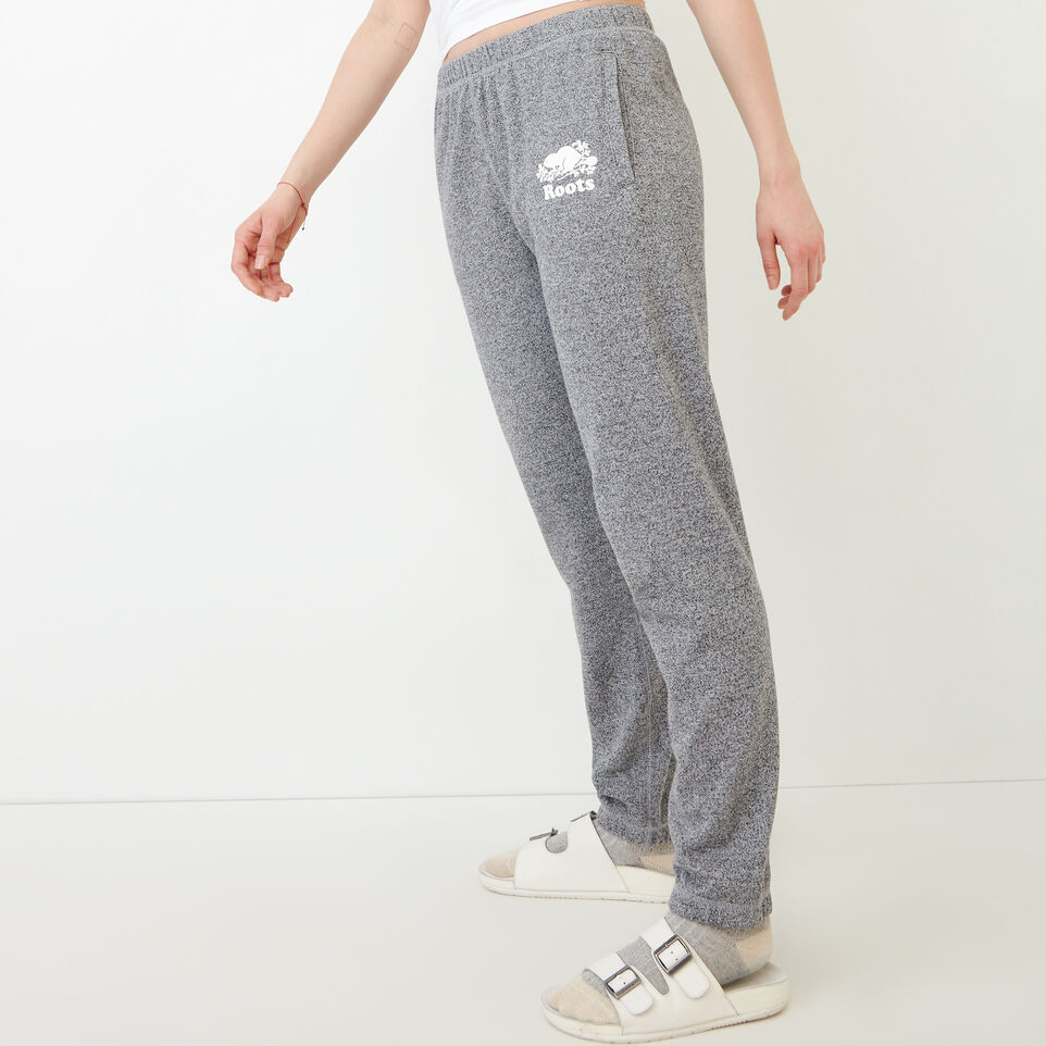 Roots-Sweats Sweatsuit Sets-Roots Salt and Pepper Original Sweatpant - Regular-Salt & Pepper-C