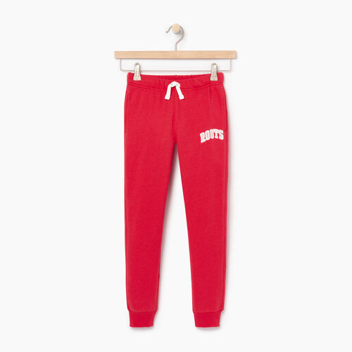 Roots-Kids Categories-Girls Roots Varsity Sweatpant-Chrysanthemum-A