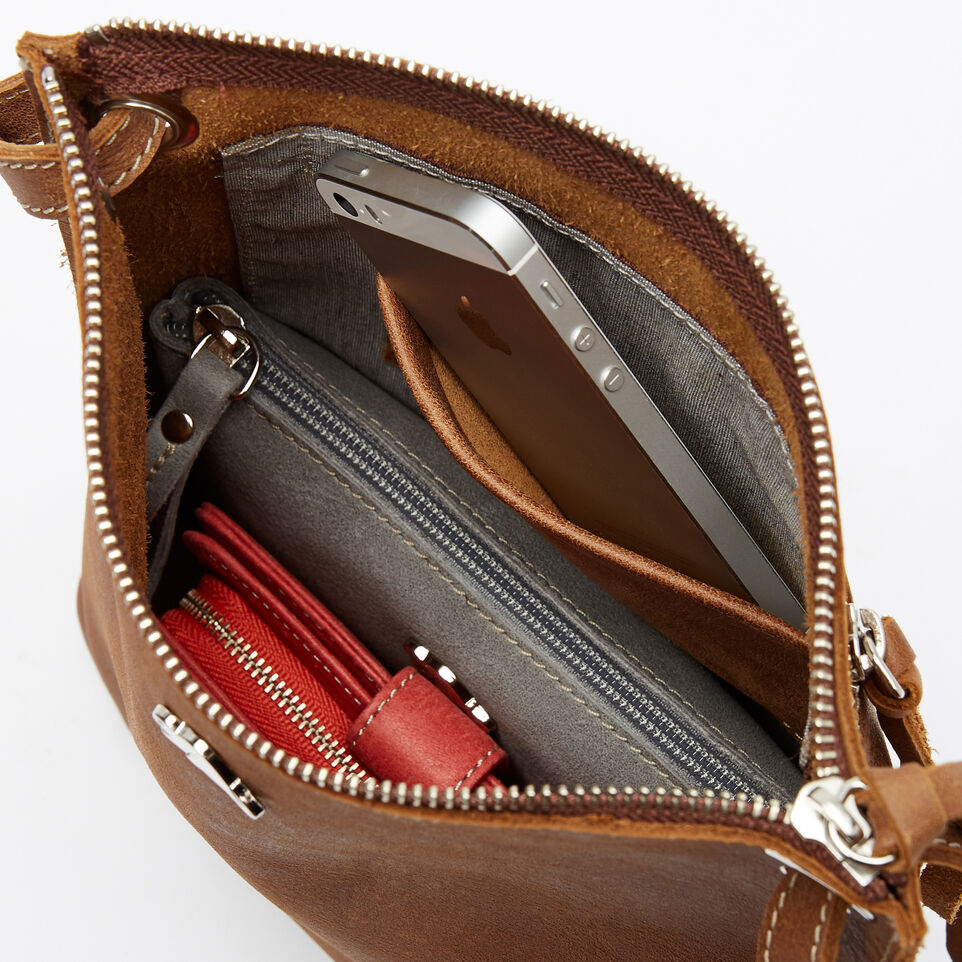 Roots-Leather  Handcrafted By Us Handbags-Festival Bag Tribe-Natural-E