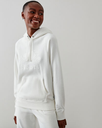 Roots-Sweats Sweatsuit Sets-Original Kanga Hoody-Egret-A