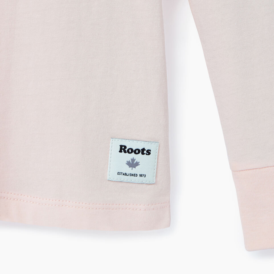 Roots-Women Our Favourite New Arrivals-Womens Waterbased Cooper Beaver-Veiled Rose-C