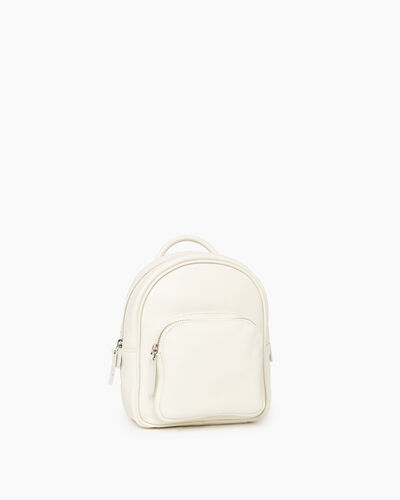 Roots-Leather New Arrivals-Mini Chelsea Pack Cervino-Ivory-A
