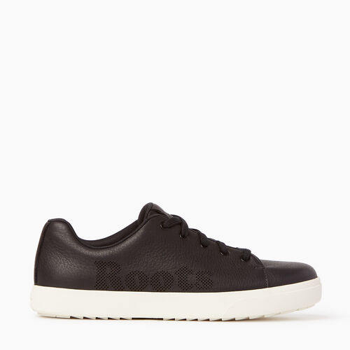 Roots-Footwear Shoes And Sneakers-Womens Rosedale Lace Sneaker-Abyss-A