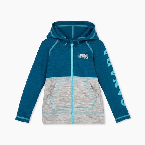 Roots-Sale Toddler-Toddler Lola Active Full Zip Hoody-Moroccan Blue Mix-A