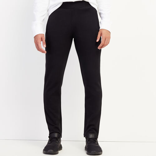 Roots-Men Bottoms-Roots City Pant-Black-A