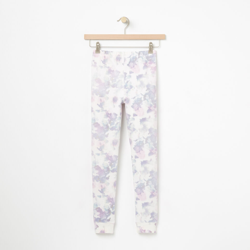Roots-undefined-Girls Watercolour Terry Legging-undefined-B