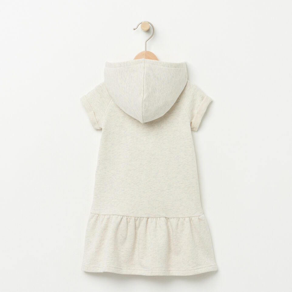 Roots-undefined-Toddler Short Sleeve Hooded Dress-undefined-B